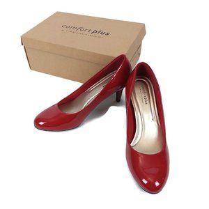 Comfort Plus by Predictions Karmen Red High Heels